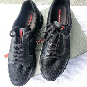 Prada Leather Men's Shoes
